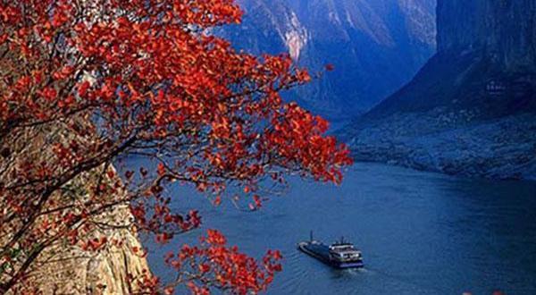 瞿塘峡风景区图片
