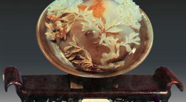 庐山博物馆展览图