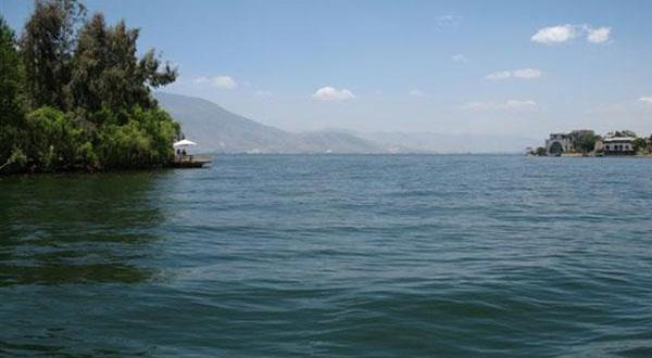 南诏风情岛远景图