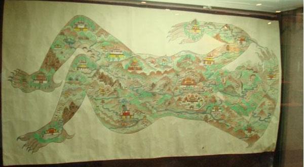 大昭寺壁画