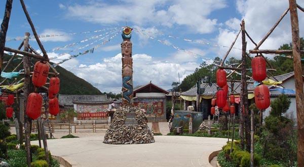 玉水寨景观