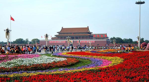尊贵省心北京游北京一地5日游