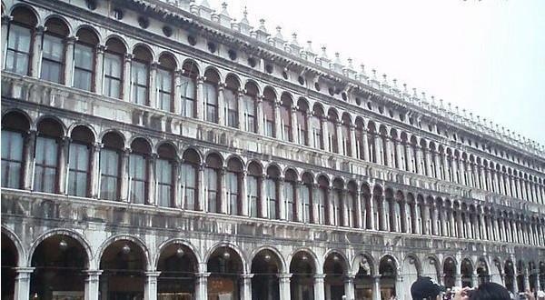 圣马可广场建筑