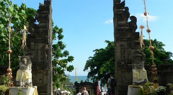 海神庙大门