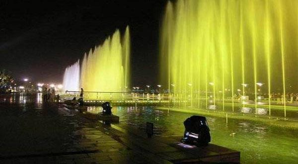 约翰内斯堡喷泉图