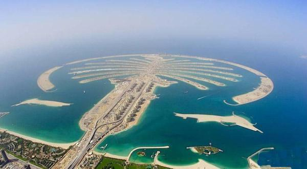 阿联酋沙海超值7日游