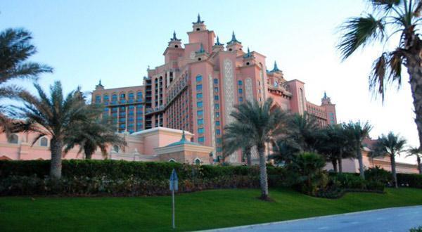 MU 迪拜5晚7日  经典游