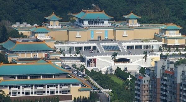 故宫博物院风光