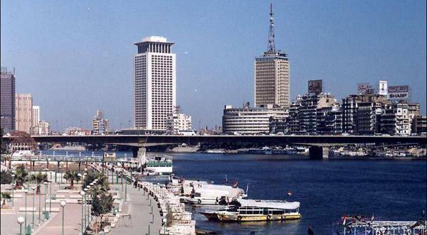 开罗城市面貌