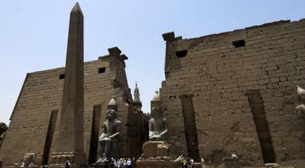 卢克索神庙外观