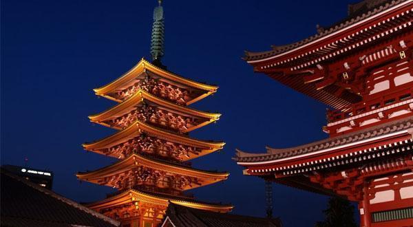 乐享日本本州双古都深度七日游