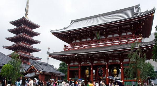 日本东京、大阪、京都、富士山、箱根全景8日游(包机直飞、一站直达)