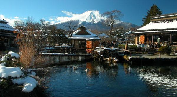 日本本州欢乐经典深度七日