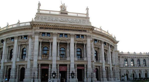 维也纳城堡剧院