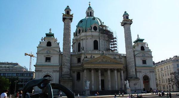 维也纳议卡尔广场