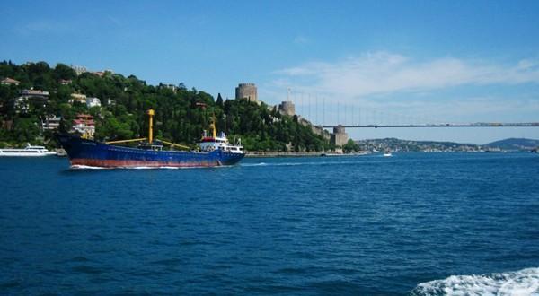 伊斯坦布尔海峡