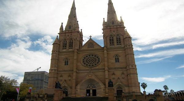 圣玛丽大教堂图