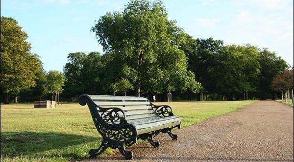 海德公园内