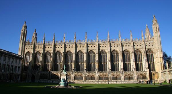 剑桥大学建筑