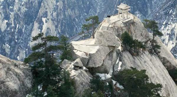 【精品游】西岳华山——华山论剑(西峰往返)兴趣体验一日游