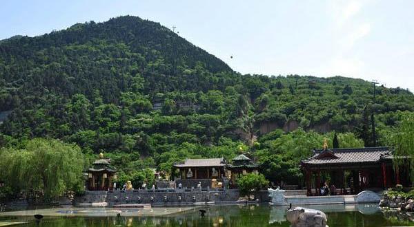 华清池景区景观