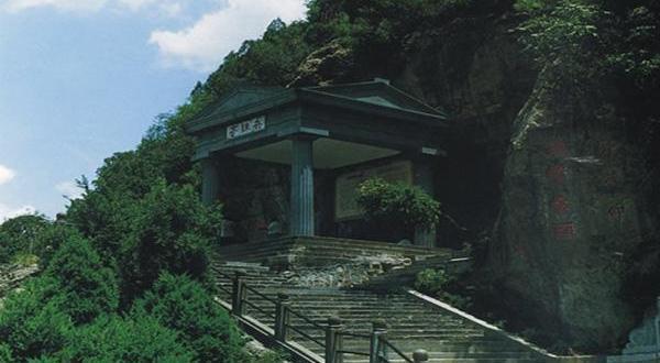 骊山森林公园兵谏亭