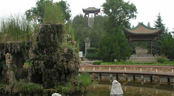 茂陵博物馆风景