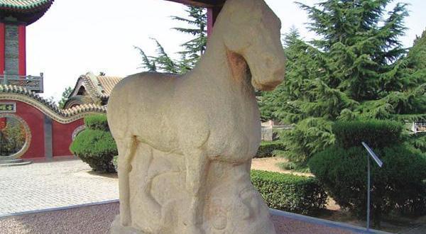 茂陵博物馆景观