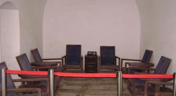 延安革命纪念馆内景