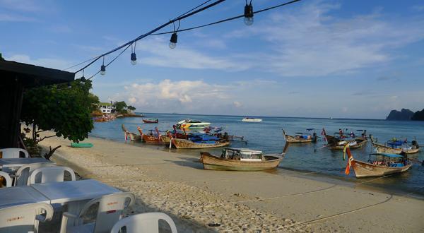PP岛沙滩