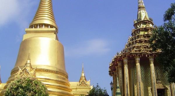 玉佛寺建筑