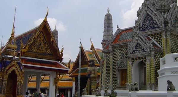 玉佛寺景观