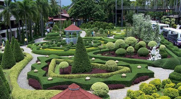 (狮航)泰国盛宴 曼谷芭提雅6晚8天