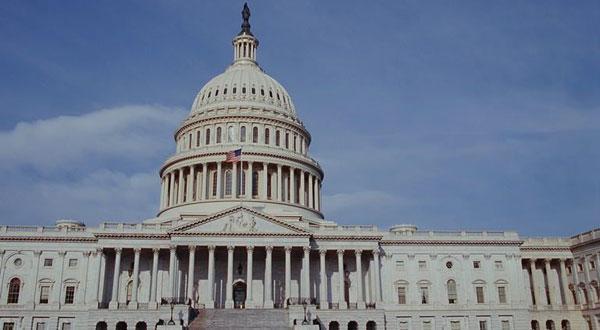 国会大厦近景