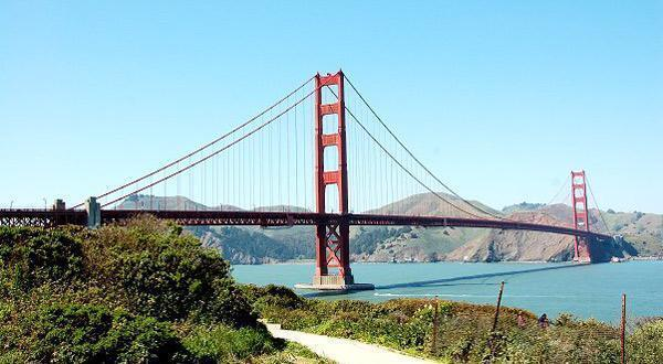 美国东西海岸+17里+旧金山12日游