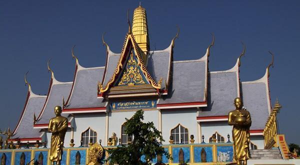 金佛寺建筑