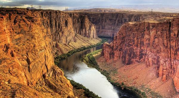 大峡谷美景