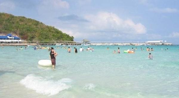 金沙岛海滩