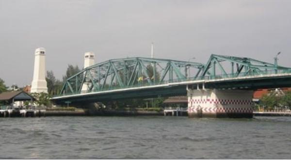 湄南河风景
