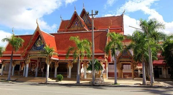 神殿寺建筑