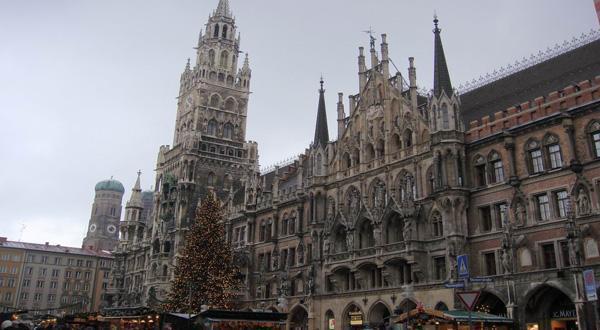 慕尼黑建筑