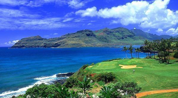 夏威夷美景