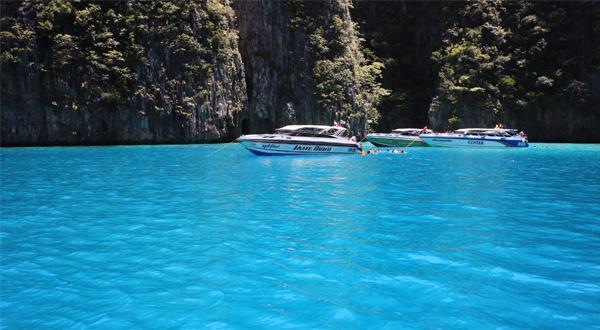 普吉岛蓝色海洋