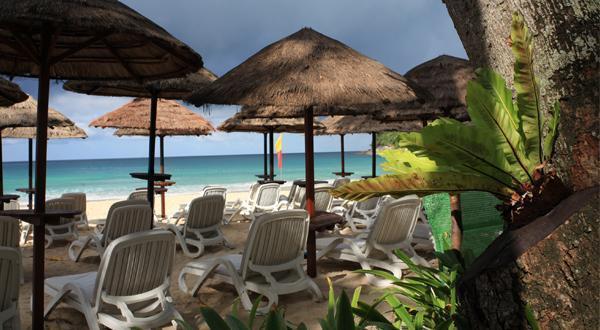 普吉岛沙滩