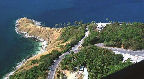 神仙半岛风景