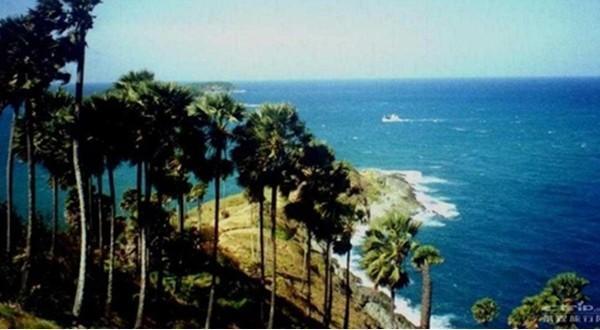 神仙半岛景观