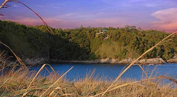 神仙半岛美景