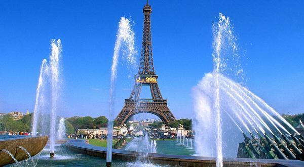 埃菲尔铁塔全景