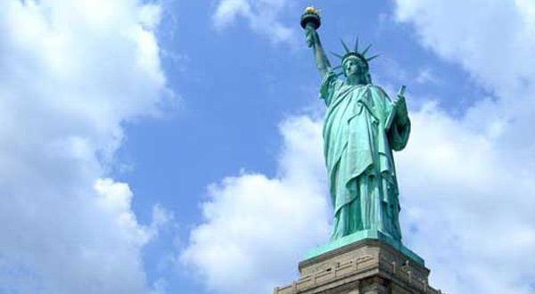自由女神像雕塑