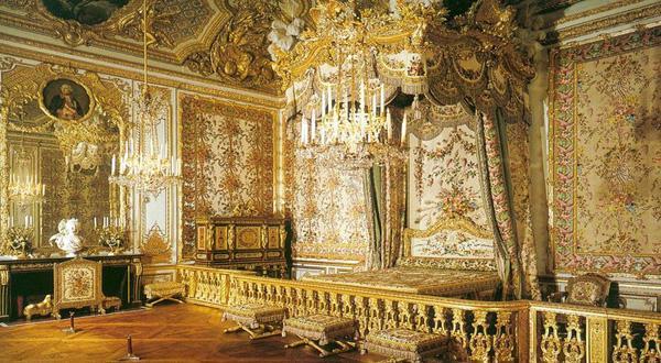 凡尔赛宫内景